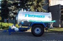 Цистерна за течен тор Meprozet