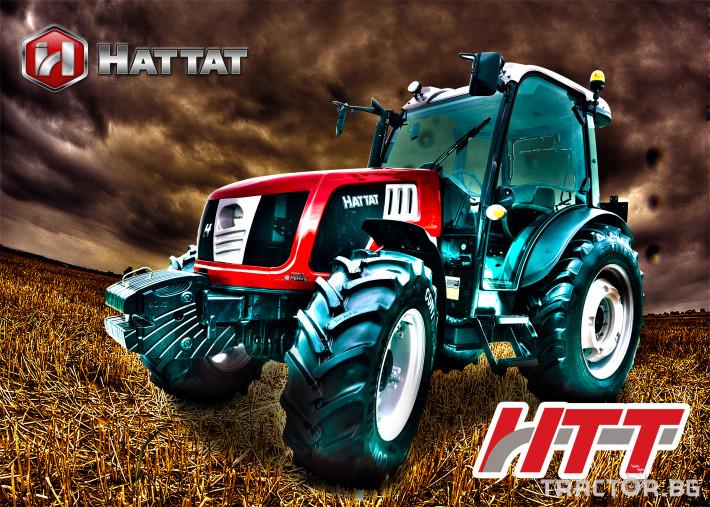 Трактори Hattat А90 0 - Трактор БГ