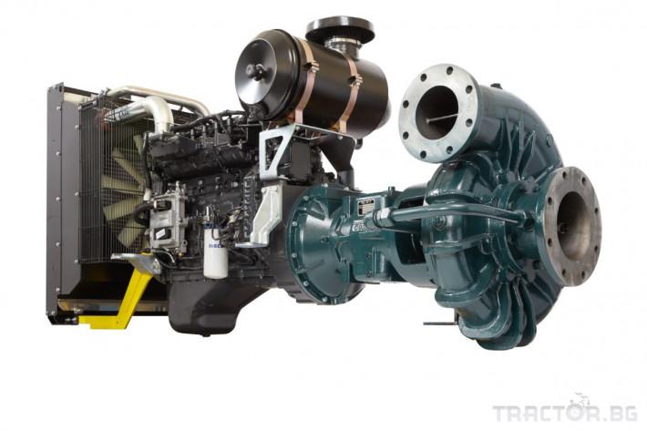 Напоителни системи Мотопомпи Euromacchine, с помпи CORNELL 0 - Трактор БГ