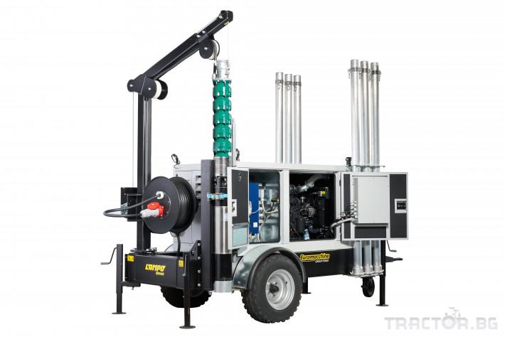 Напоителни системи Агрегати Lampo Green с потопяема помпа 0 - Трактор БГ