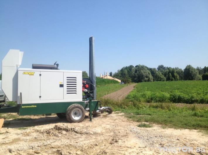 Напоителни системи Агрегати Lampo Green с потопяема помпа 1 - Трактор БГ