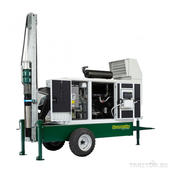 Напоителни системи Агрегати Lampo Green с потопяема помпа 2 - Трактор БГ