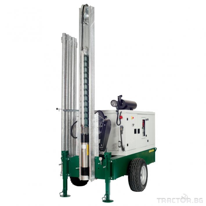 Напоителни системи Агрегати Lampo Green с потопяема помпа 3 - Трактор БГ