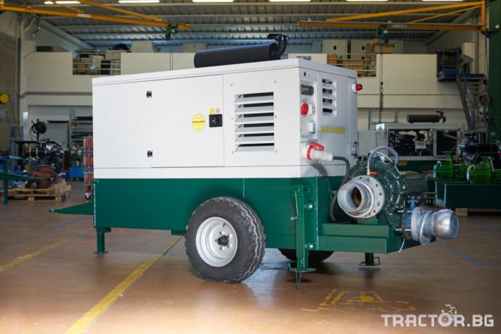 Напоителни системи Агрегати Lampo Green с хоризонтална помпа 4