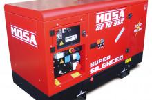 Внос Дизелови генератори Mosa 1500 об./мин., произход Италия