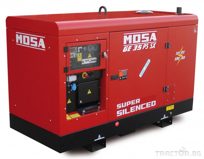 Други Дизелови генератори Mosa 1500 об./мин., произход Италия 2 - Трактор БГ