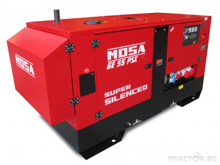 Други Дизелови генератори Mosa 1500 об./мин., произход Италия 3 - Трактор БГ