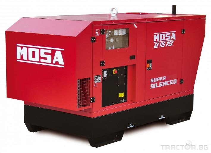Други Дизелови генератори Mosa 1500 об./мин., произход Италия 4