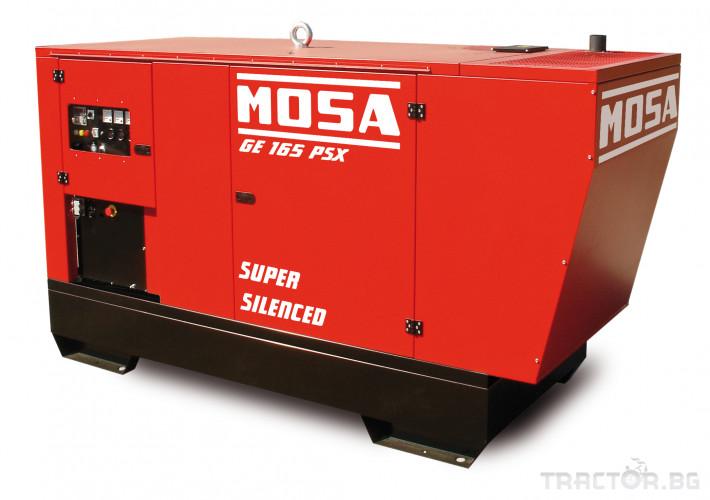 Други Дизелови генератори Mosa 1500 об./мин., произход Италия 5