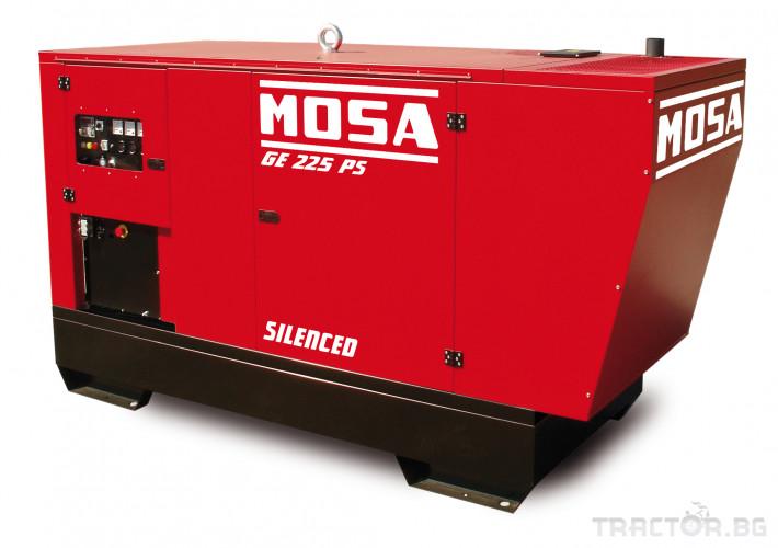 Други Дизелови генератори Mosa 1500 об./мин., произход Италия 6 - Трактор БГ