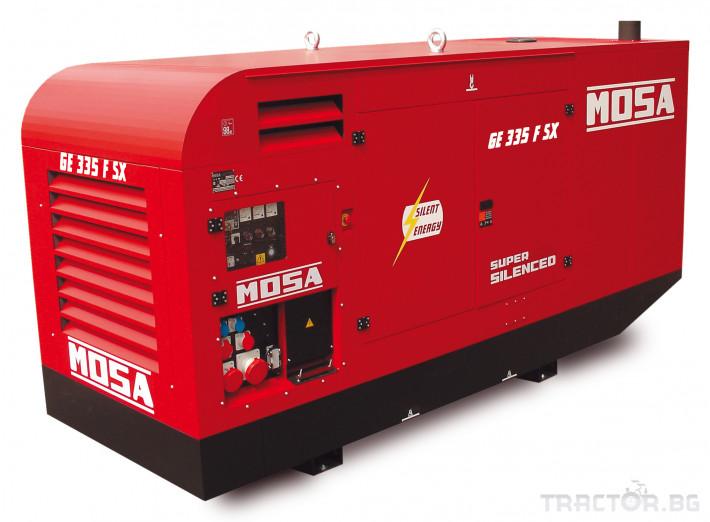 Други Дизелови генератори Mosa 1500 об./мин., произход Италия 7 - Трактор БГ
