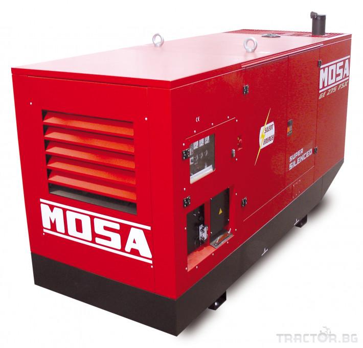 Други Дизелови генератори Mosa 1500 об./мин., произход Италия 8 - Трактор БГ