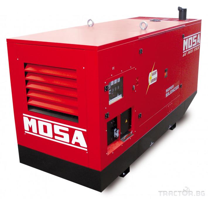 Други Дизелови генератори Mosa 1500 об./мин., произход Италия 9