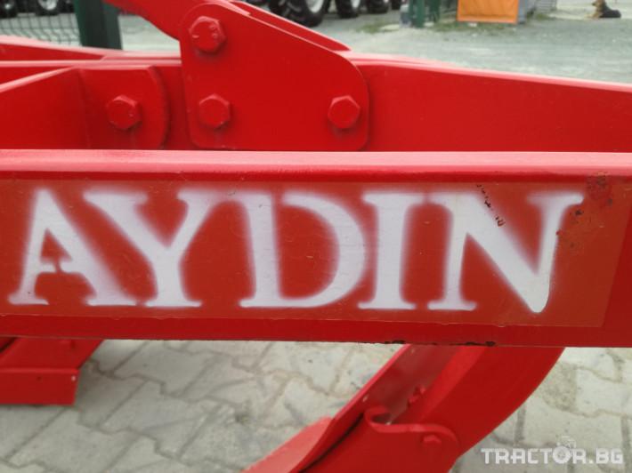Плугове Aydin 3-корпусен олекотен плуг Aydin 4 - Трактор БГ