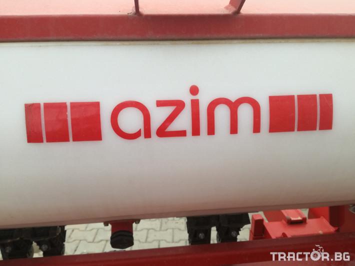 Сеялки 6-редова сеялка с торовнасяне Azim 3 - Трактор БГ