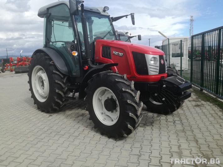 Трактори Hattat A110 1 - Трактор БГ