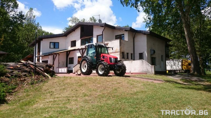 Трактори Hattat A110 8 - Трактор БГ