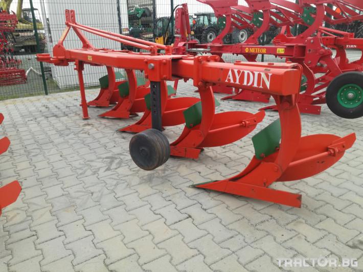 Плугове Aydin 5-корпусен конвенционален плуг Aydin 1 - Трактор БГ