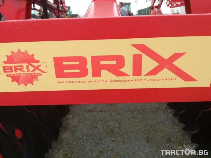 Брани Brix MAXI-SEM/H-60 7 - Трактор БГ