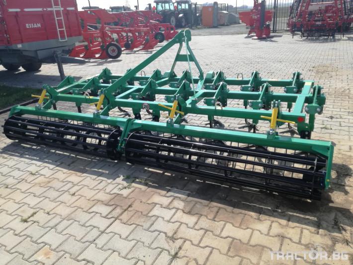 Култиватори Навесни култиватори за слята повърхност USM, Украйна 2 - Трактор БГ