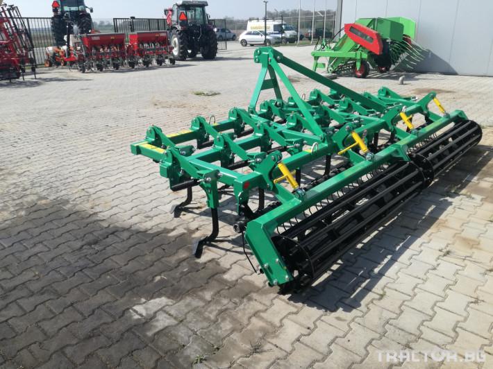 Култиватори Навесни култиватори за слята повърхност USM, Украйна 3 - Трактор БГ