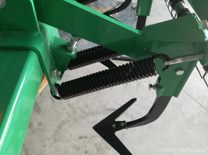 Култиватори Навесни култиватори за слята повърхност USM, Украйна 6 - Трактор БГ