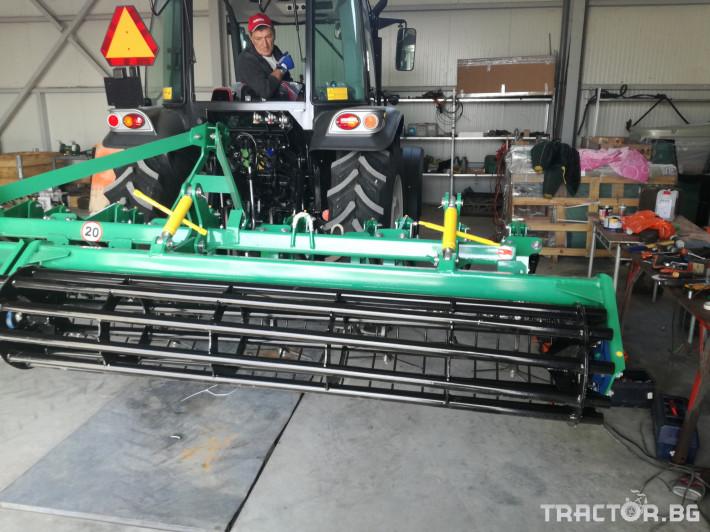 Култиватори Навесни култиватори за слята повърхност USM, Украйна 12 - Трактор БГ