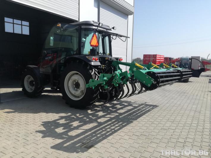 Култиватори Навесни култиватори за слята повърхност USM, Украйна 16 - Трактор БГ