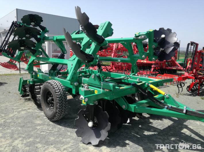 Брани Прикачни дискови брани USM, Украйна - модели УДА 0 - Трактор БГ