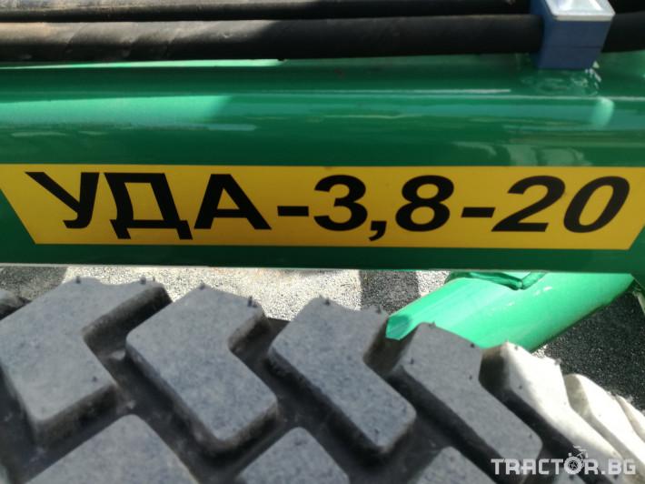 Брани Прикачни дискови брани USM, Украйна - модели УДА 5 - Трактор БГ