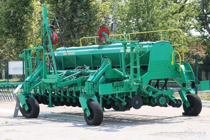 Сеялки Универсална сеялка за директна сеитба - Tavrichanka -6 - Украйна 0 - Трактор БГ