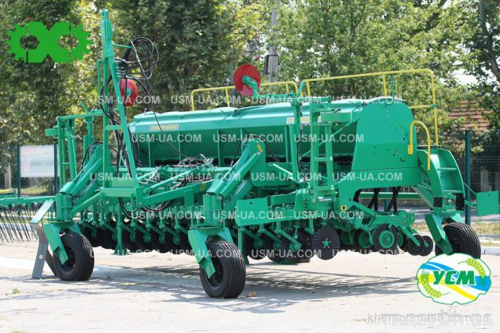 Сеялки Универсална сеялка за директна сеитба - Tavrichanka -6 - Украйна 2 - Трактор БГ