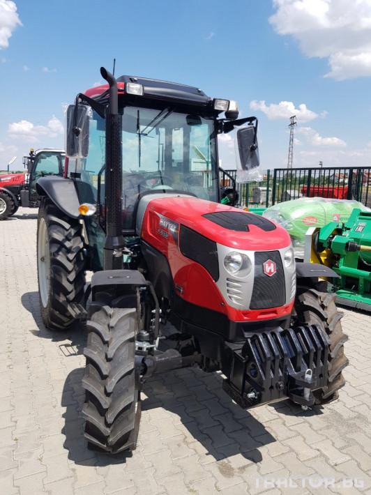 Трактори Hattat C3080 3 - Трактор БГ