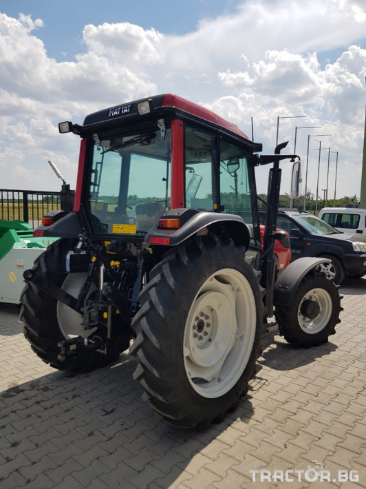 Трактори Hattat C3080 14 - Трактор БГ