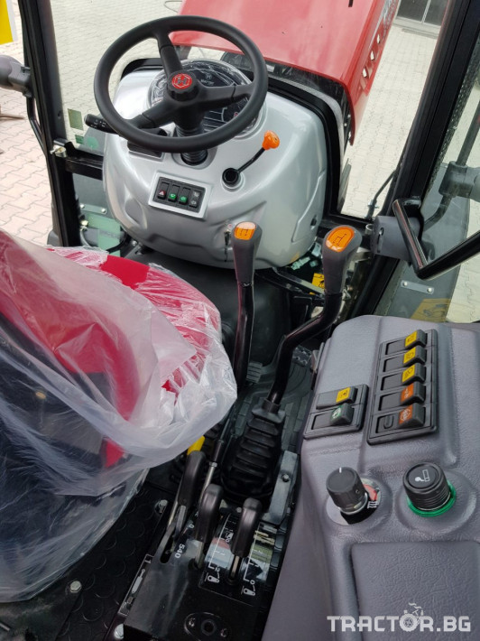 Трактори Hattat C3080 23 - Трактор БГ