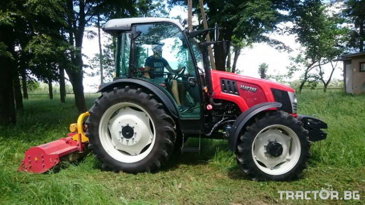 Трактори Hattat A110 8