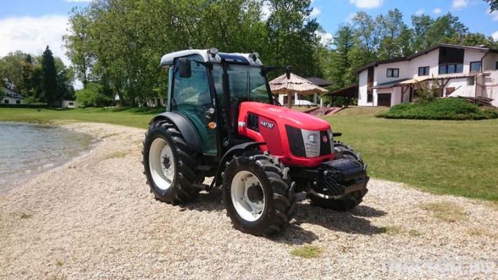 Трактори Hattat A110 12