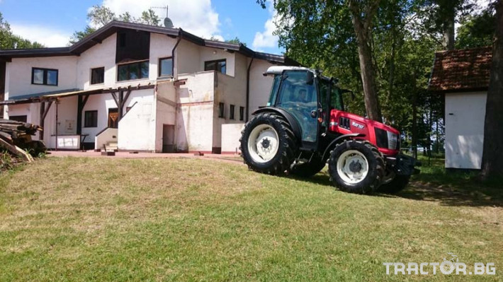 Трактори Hattat A110 14