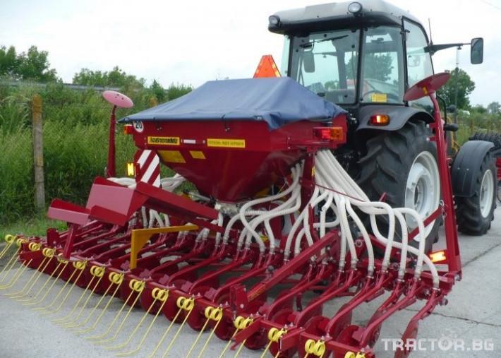 Сеялки Пневматична сеялка за есенни култури СПУ 1 - Трактор БГ