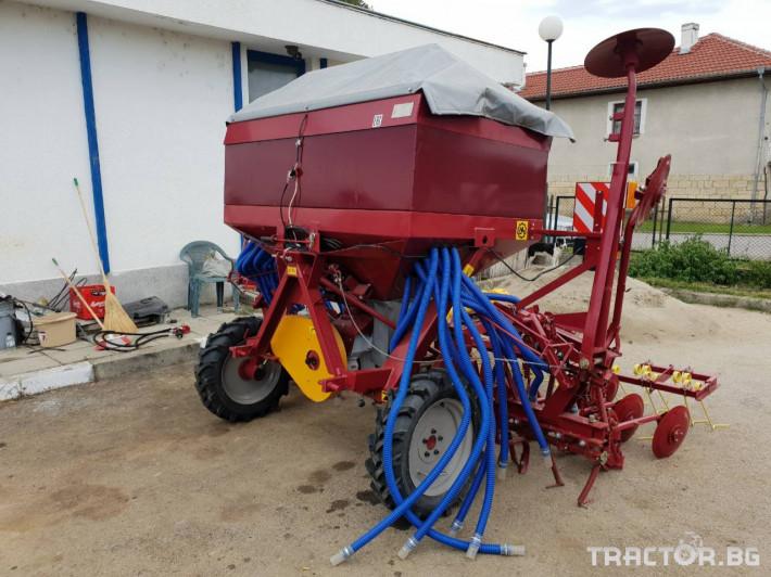 Сеялки Пневматична сеялка за есенни култури СПУ 3 - Трактор БГ