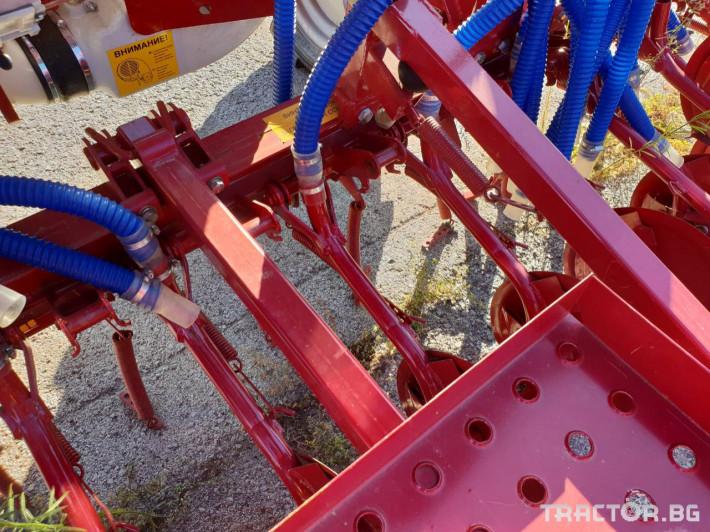 Сеялки Пневматична сеялка за есенни култури СПУ 5 - Трактор БГ