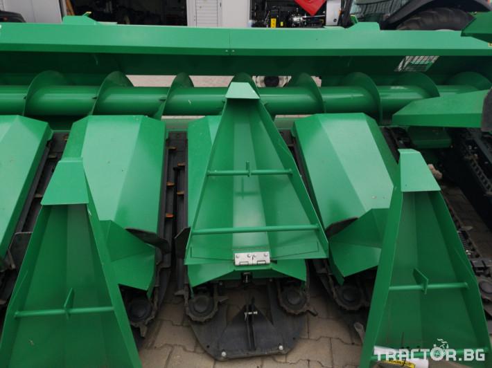 Хедери за жътва Хедер за царевица USM модел KMC 6- 18 (Украйна) 1 - Трактор БГ