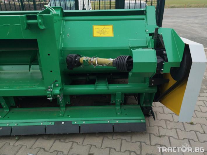 Хедери за жътва Хедер за царевица USM модел KMC 6- 18 (Украйна) 3 - Трактор БГ