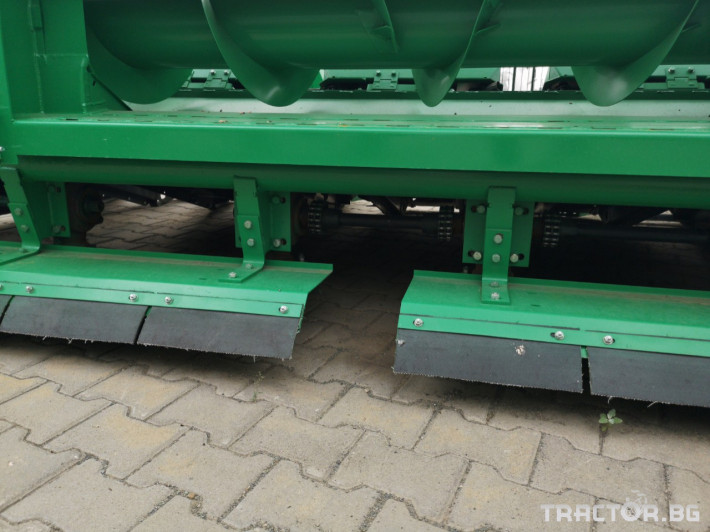 Хедери за жътва Хедер за царевица USM модел KMC 6- 18 (Украйна) 4 - Трактор БГ