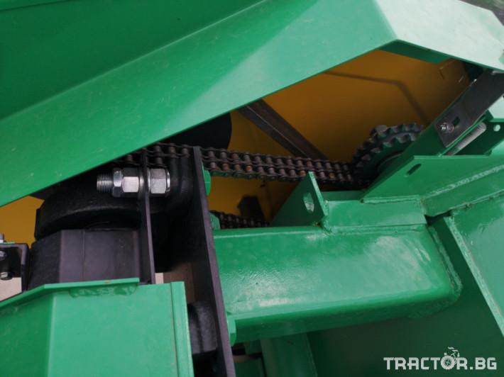 Хедери за жътва Хедер за царевица USM модел KMC 6- 18 (Украйна) 5 - Трактор БГ