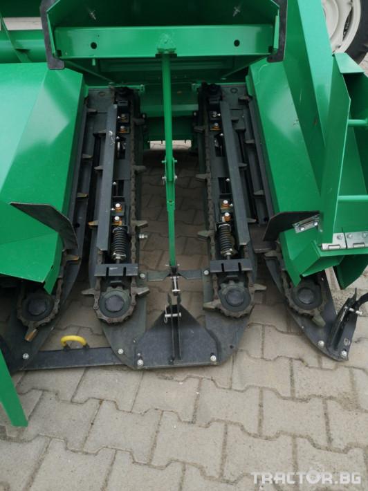 Хедери за жътва Хедер за царевица USM модел KMC 6- 18 (Украйна) 6 - Трактор БГ