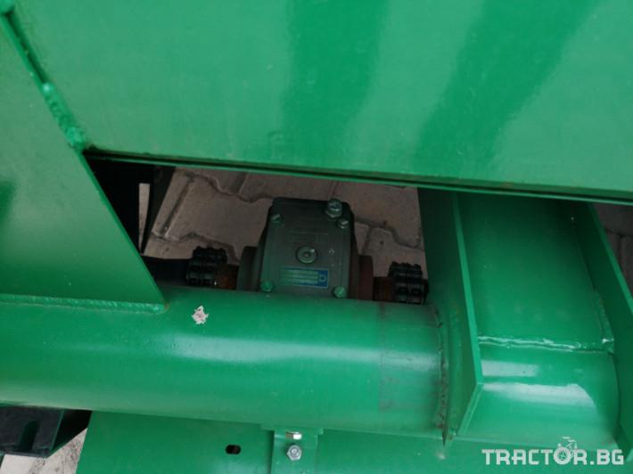 Хедери за жътва Хедер за царевица USM модел KMC 6- 18 (Украйна) 7 - Трактор БГ