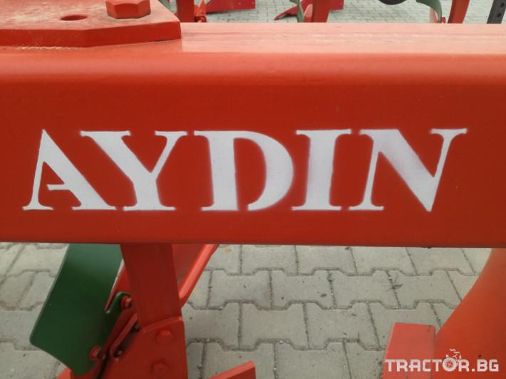 Плугове Aydin 4-корпусен обръщателен плуг Aydin 3 - Трактор БГ