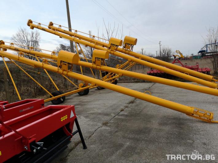 Други Зърнотоварачи HESA 4 - Трактор БГ