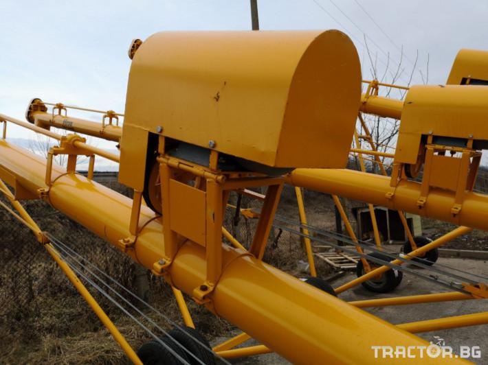 Други Зърнотоварачи HESA 5 - Трактор БГ
